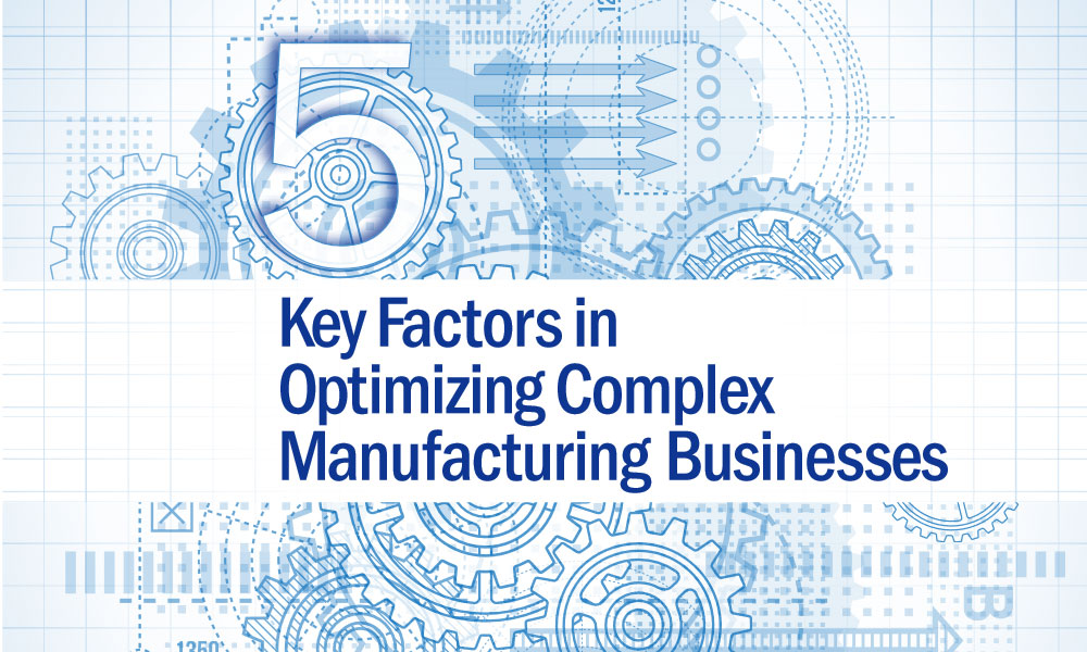 Infor technology in manufacturing white paper