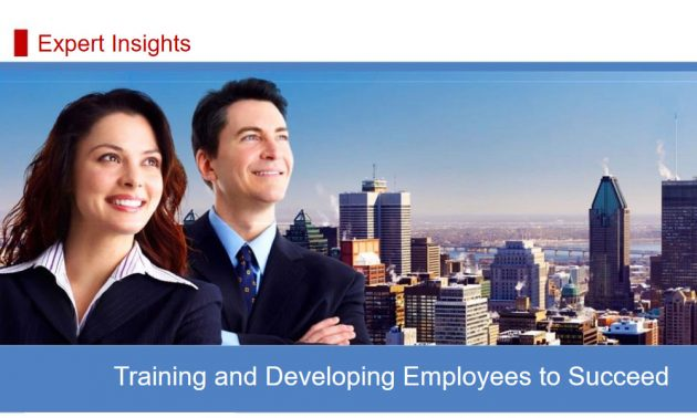 Training and Developing Employees to Succeed 2