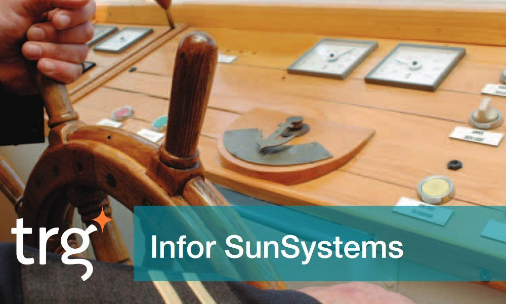 TRG Ad Hoc Services for Sunsystems