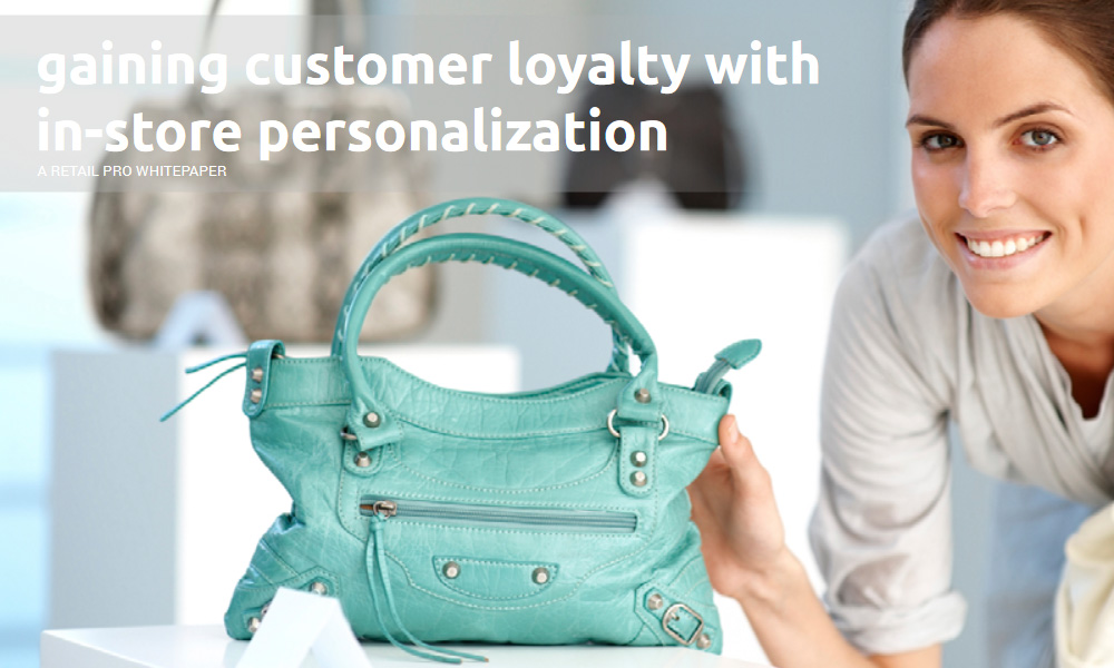 Retail management and How to enhance customer loyalty white paper