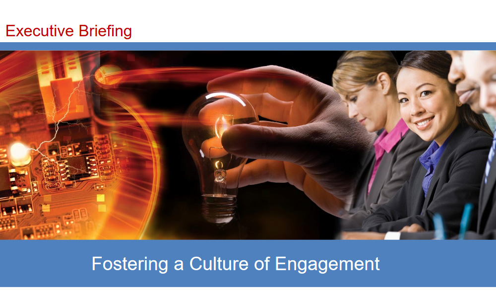 Fostering a Culture of Engagement 1