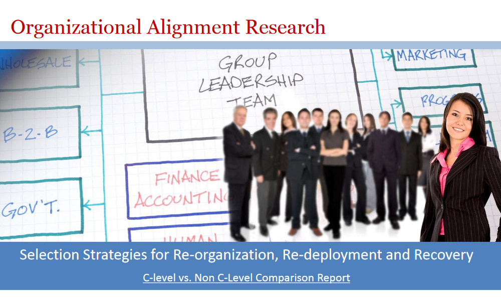 Selection Strategies for Re-organization, Re-deployment and Recovery 1