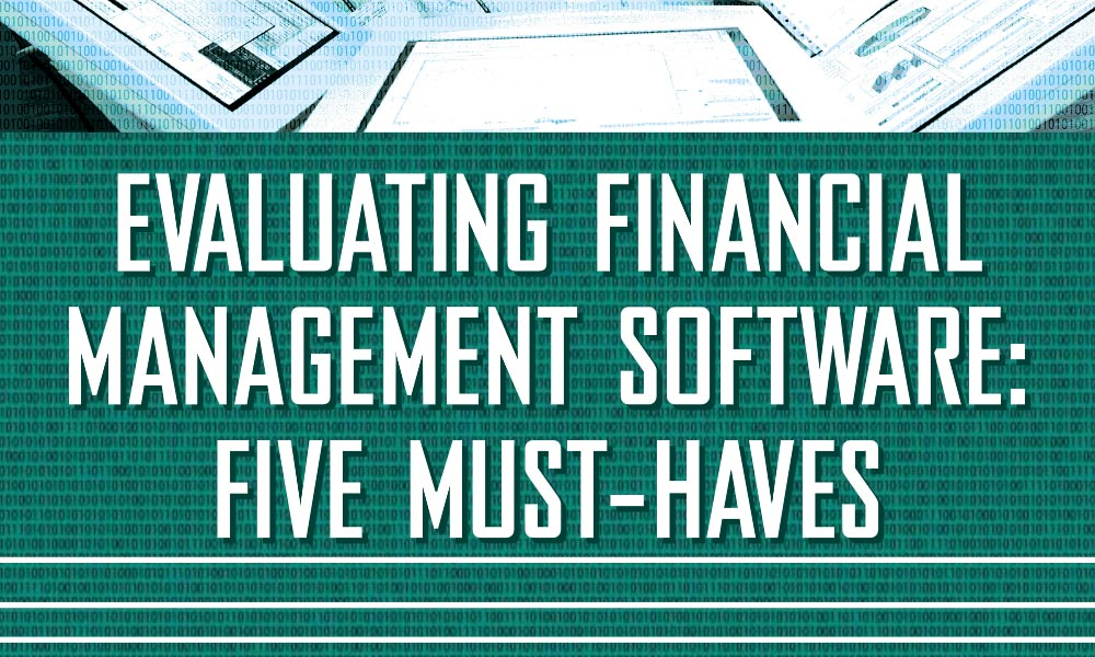 Guide to effective financial management software white paper