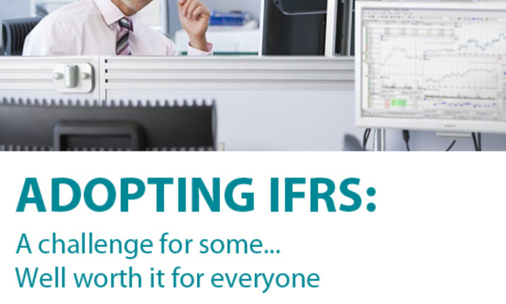 Financial management guide on IFRS whitepaper