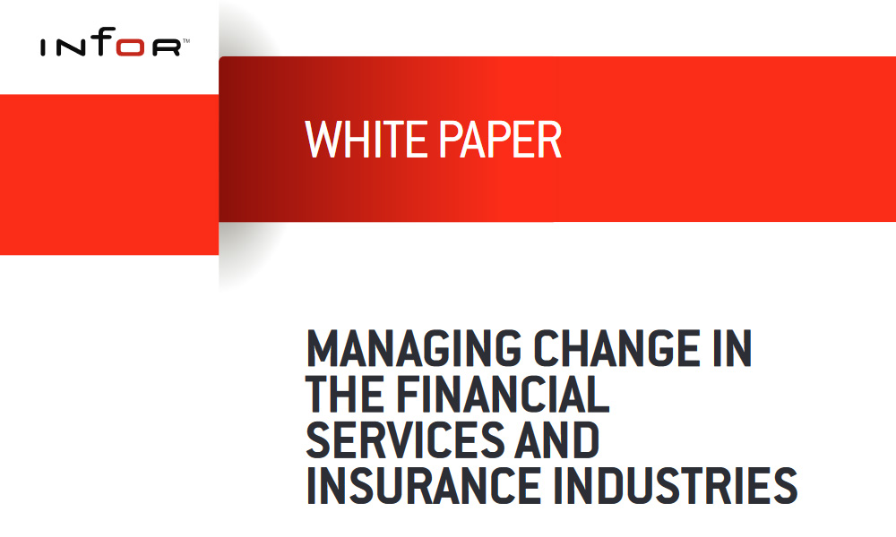 IT Financial management solution for insurance company white paper