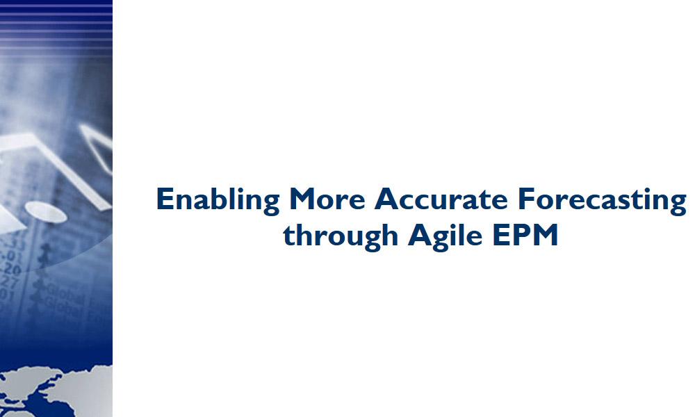 Enterprise Performance Management advantage analysis white paper