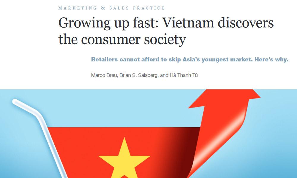 Vietnam Retail market analysis white paper