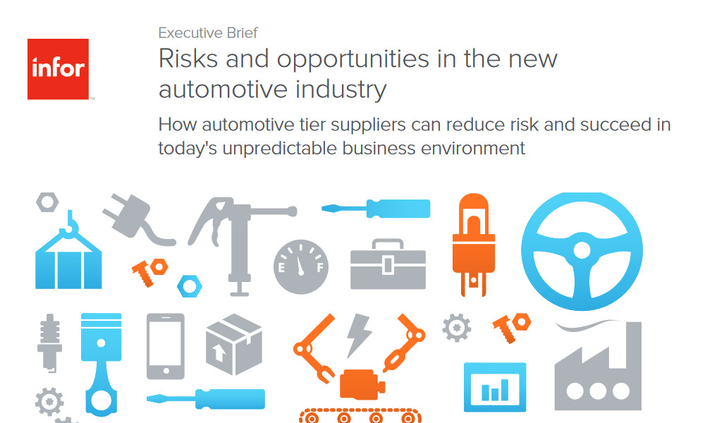 Infor technology in automation industry white paper