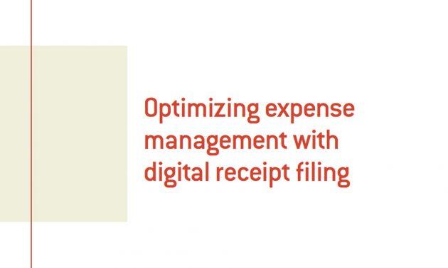 infor cloud T&E receipt management white paper