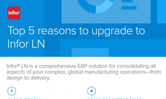 Infor Cloud ERP technology solution white paper