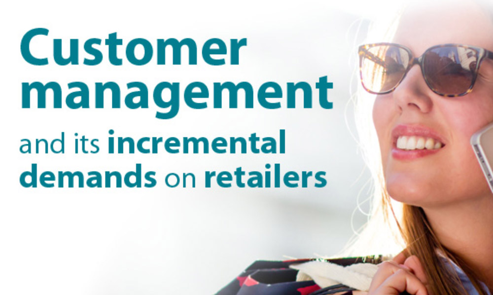 CRM solution in retail management white paper