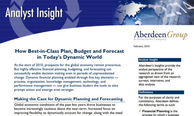 Nghiên cứu về quản lý ngân sách và tài chính cho doanh nghiệp