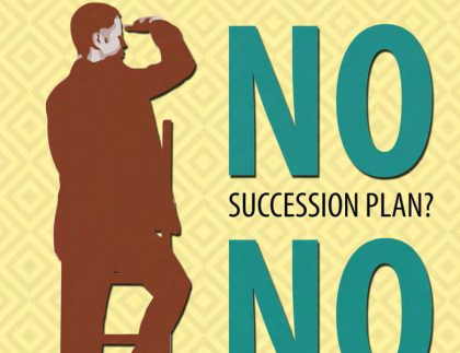 No Succession Plan? No Success! 3