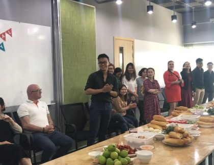 Internal event for TRG staff