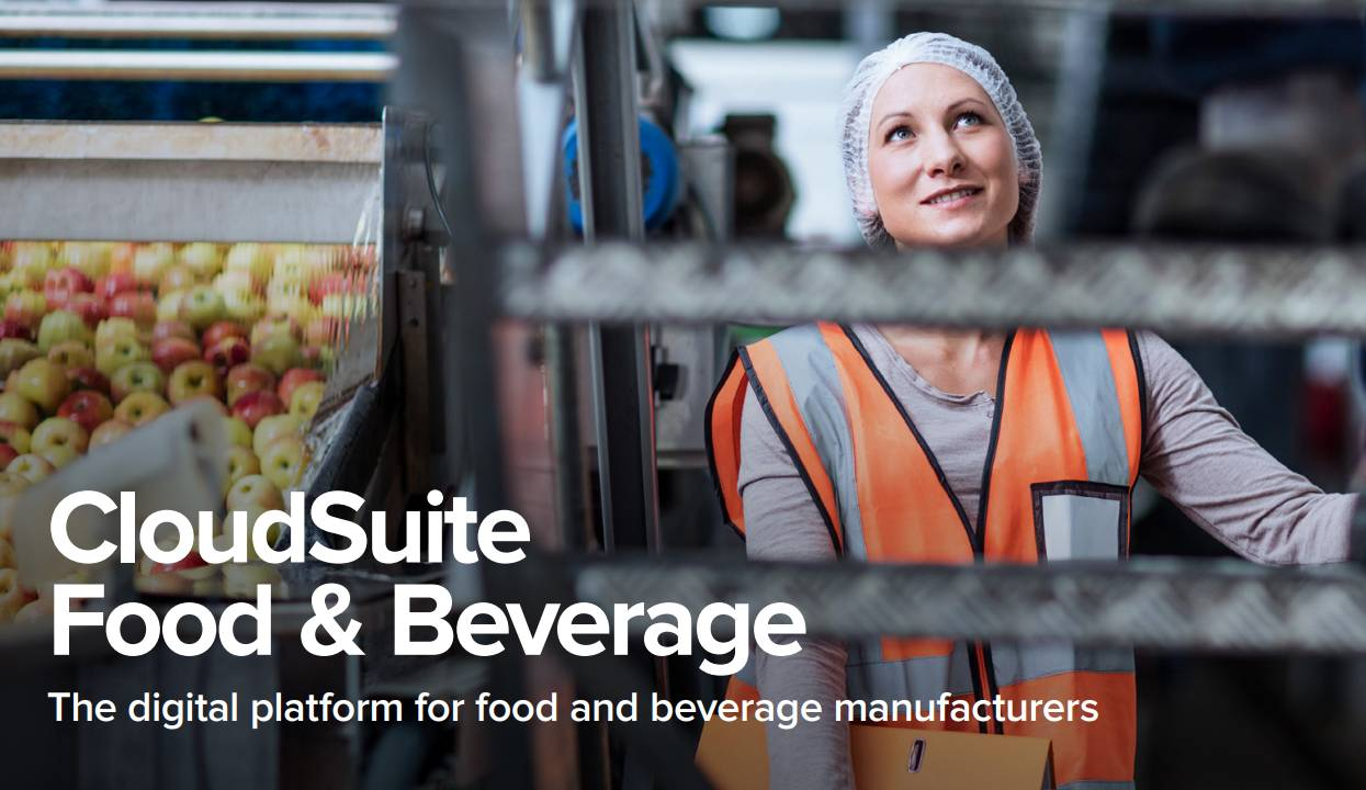 Cloud solution for F&B business