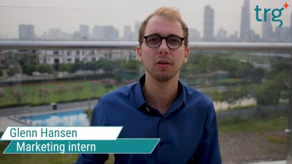 Marketing internship in TRG Vietnam
