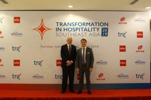 Chairman of BBGV with Rick Yvanovich