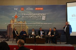 TRG Hospitality technology conference