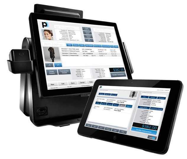 Point on sale (POS) software solution