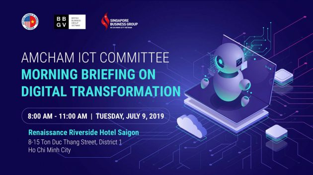 Amcham ICT conference