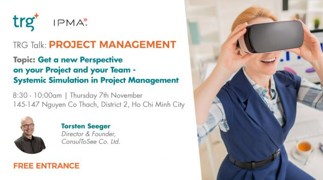 TRG Talk Project Management