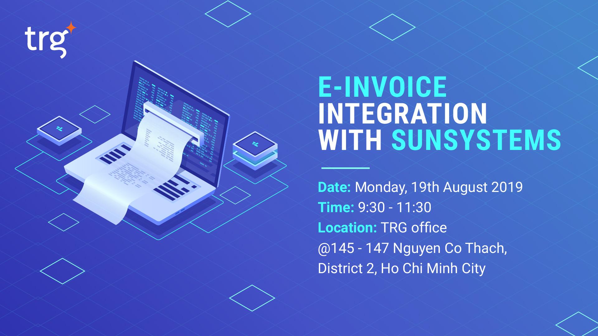 Infor SunSystems introduction workshop