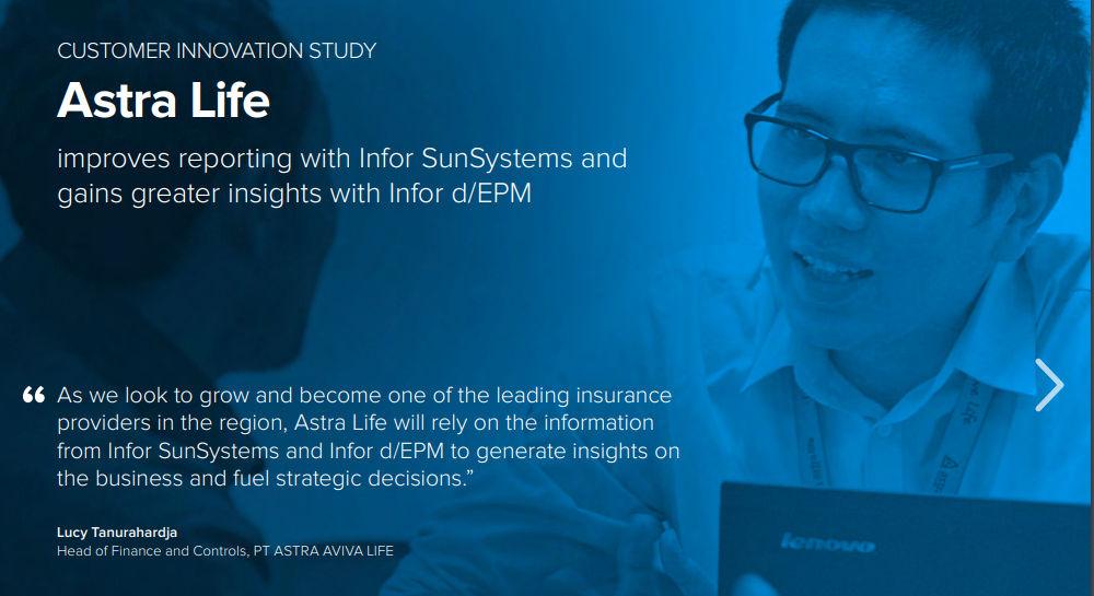 Infor d/EPM, Infor SunSystems