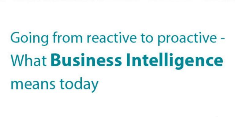 whitepaper for Business Intelligence