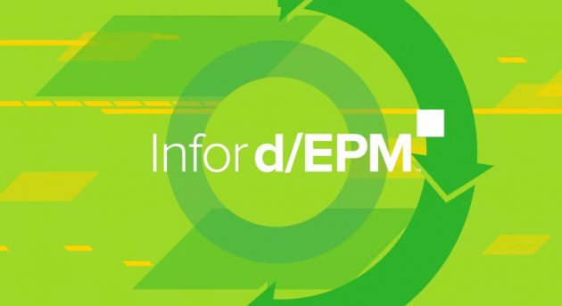 Infor Dynamic Enterprise Performance Management solutions
