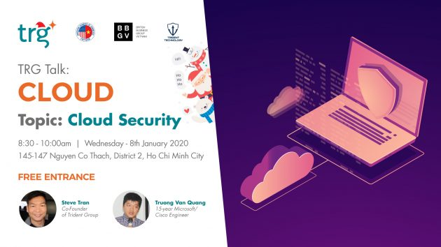 TRG Talk Cloud enablement banner