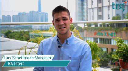 Internships at TRG International Vietnam