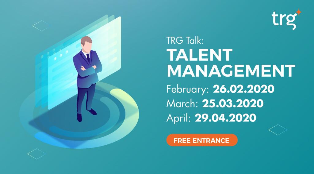TRG Talk Talent management