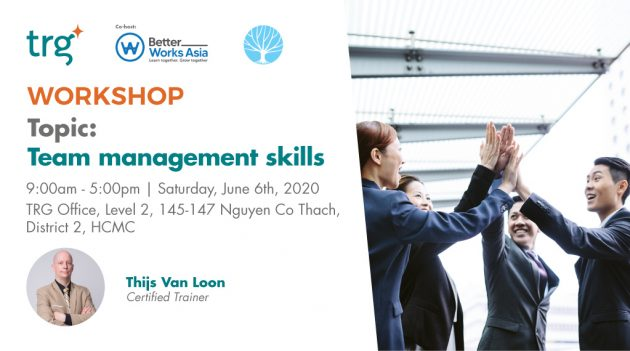 WORKSHOP: Team Management Skills 4