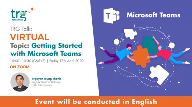 Getting started with Microsoft Teams 3