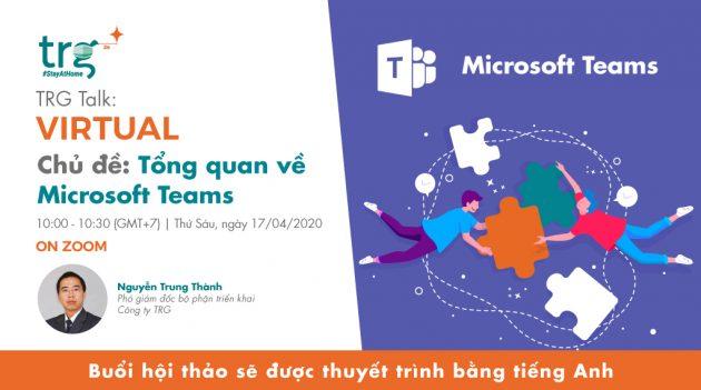 Tổng quan về Microsoft Teams 2