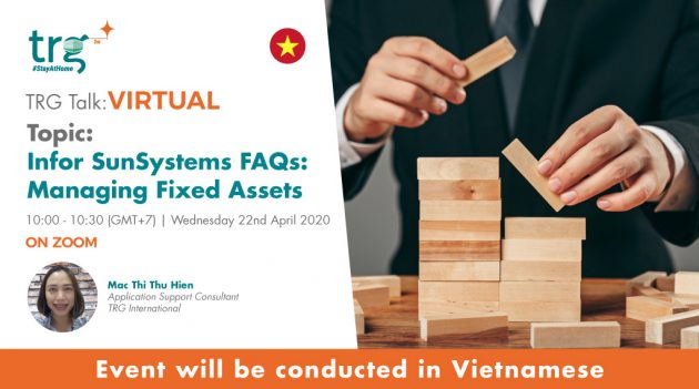 Infor SunSystems FAQs: Managing Fixed Assets 7