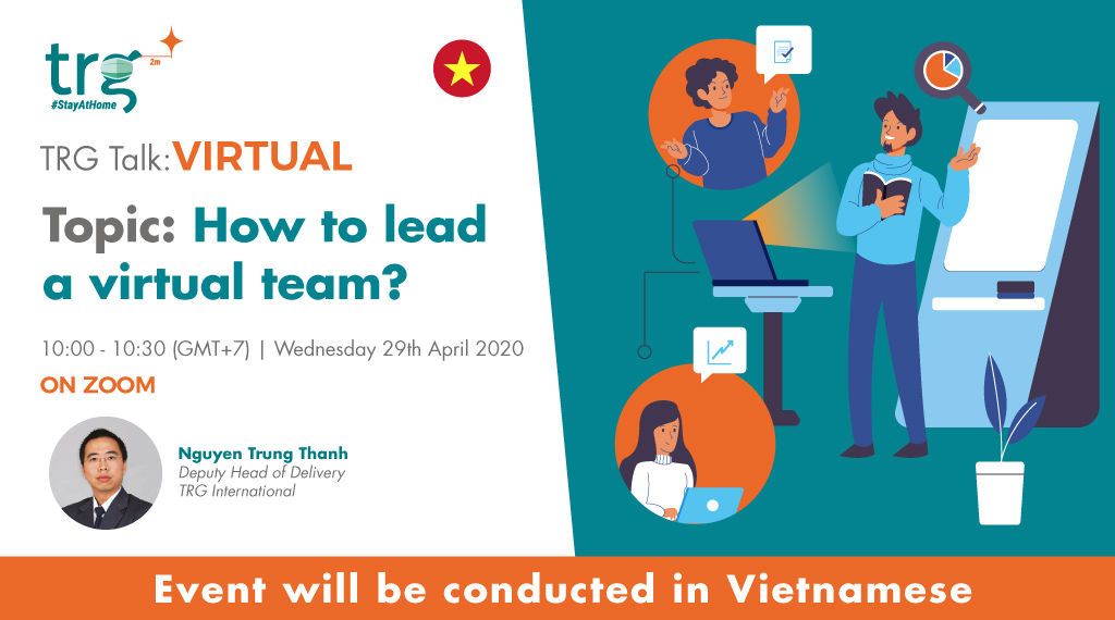 How to lead a virtual team? 1