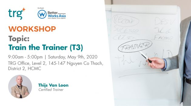 WORKSHOP: Train the Trainer (T3) 5