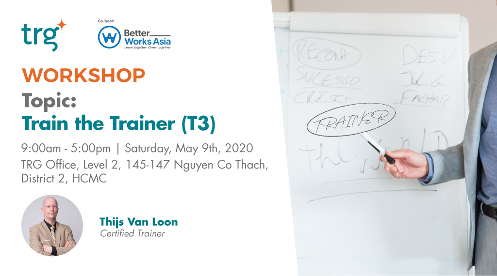 WORKSHOP: Train the Trainer (T3) 1