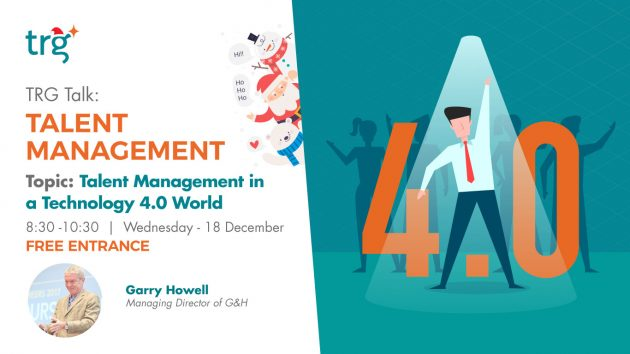 Talent Management in a Technology 4.0 World 2