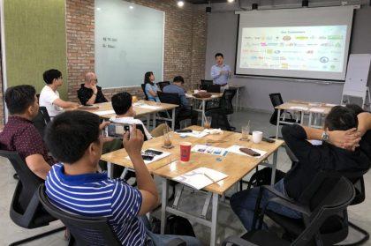TRG Talk Cloud Computing event