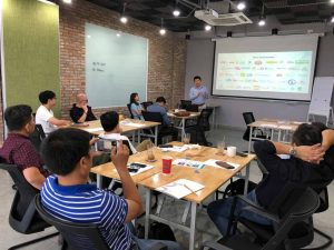 TRG Talk Cloud Enablement event