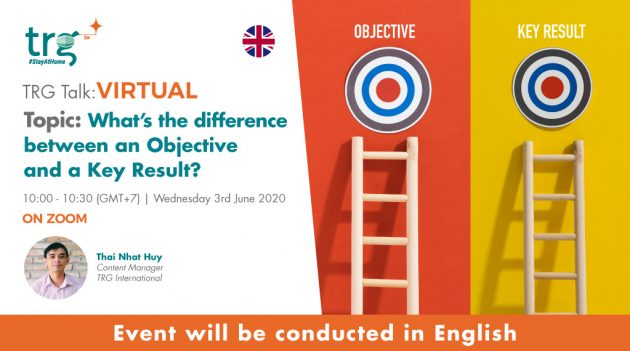 Difference between an Objective and a Key Result? 8