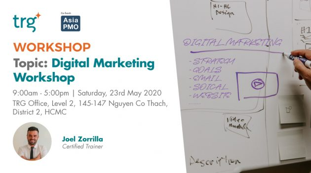 Digital Marketing Workshop 3