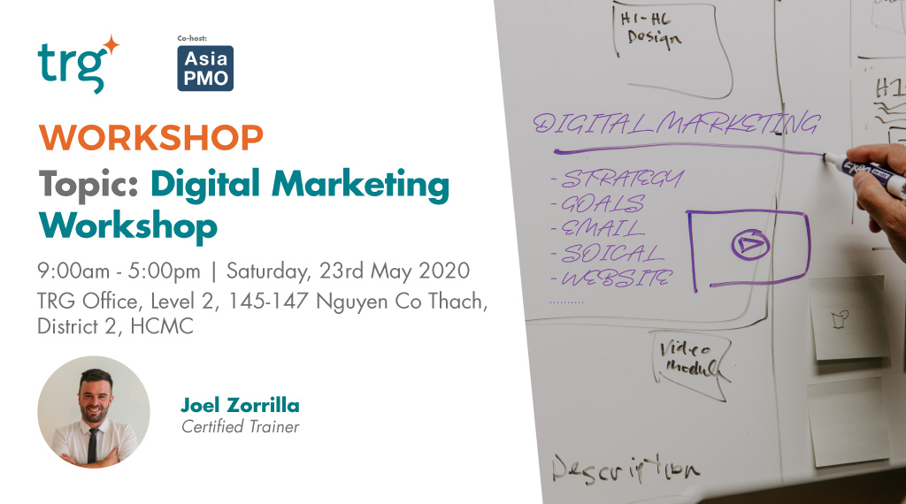 Digital Marketing Workshop 1