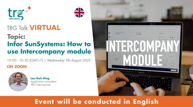 Infor SunSystems: How to use Intercompany module 2