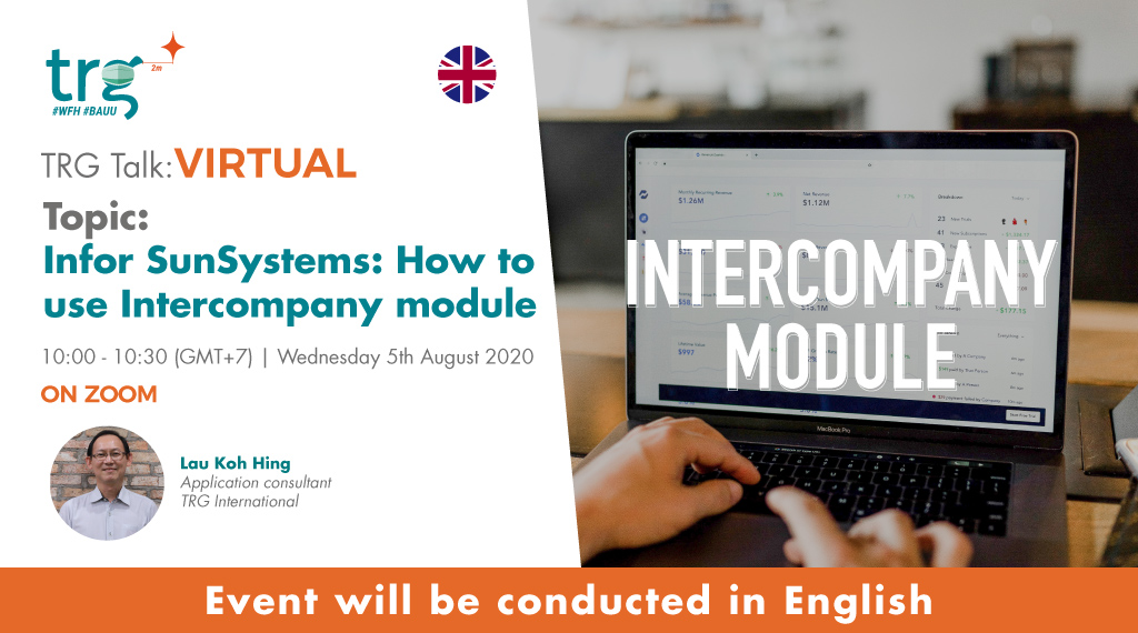 Infor SunSystems: How to use Intercompany module 1
