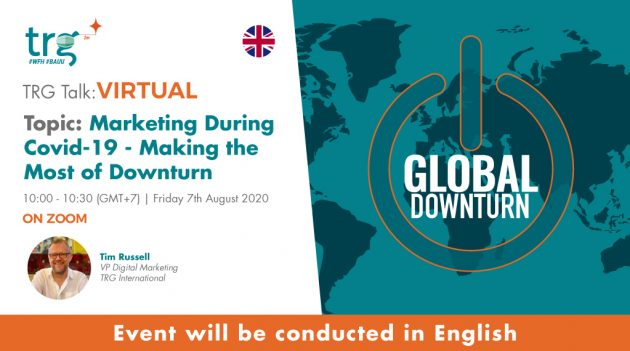 Marketing During Covid-19 - Making the Most of the Downturn 3