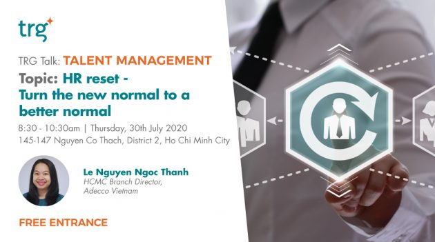 HR Reset - Turn the new normal to a better normal 1