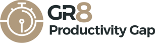 GR8 Productivity Gap logo2